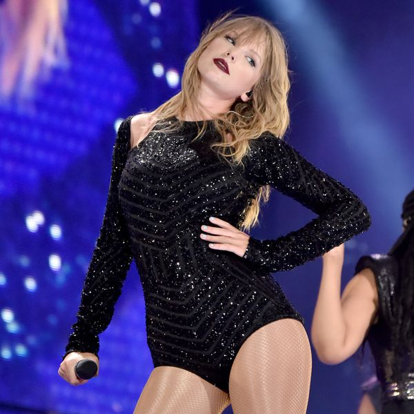 Conservative Dudes Call Taylor Swift 'Traitorous'