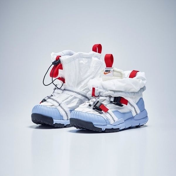 Tom Sachs' Mars Yard Overshoe is Ready For Every Galactic Terrain