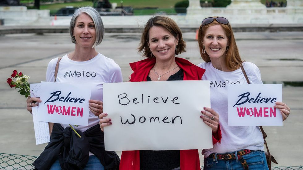 Dr. Ford's Testimony Showed It's Time To Finally #BelieveSurvivors