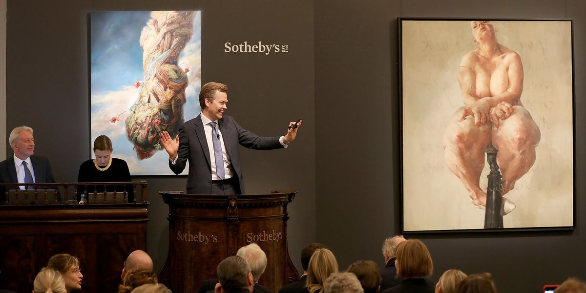 Jenny Saville Is Now the Most Expensive Living Female Artist