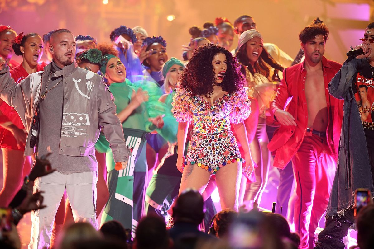 The 5 Greatest Moments of the 2018 American Music Awards