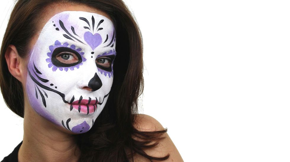 White People, Please Don't Paint A Sugar Skull On Your Face This Halloween