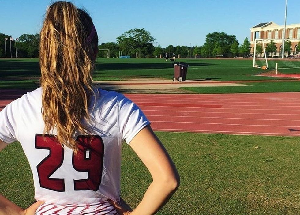 An Unlikely Significance To A Walk On's Jersey Number