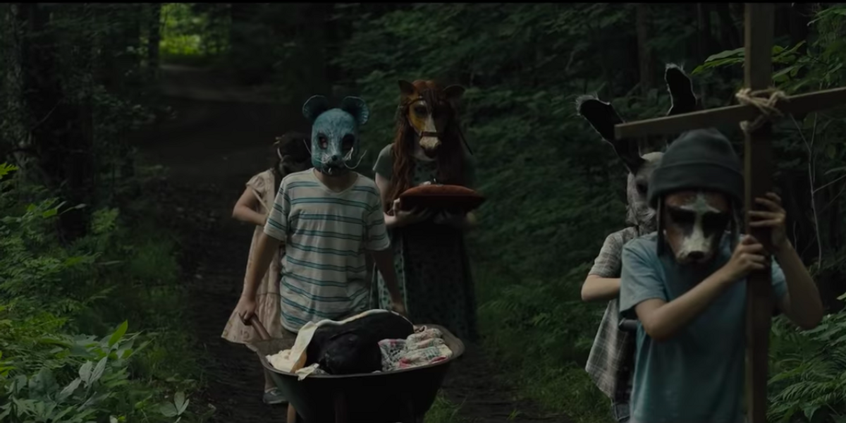 Fuel Your Nightmares With the New 'Pet Sematary' Trailer