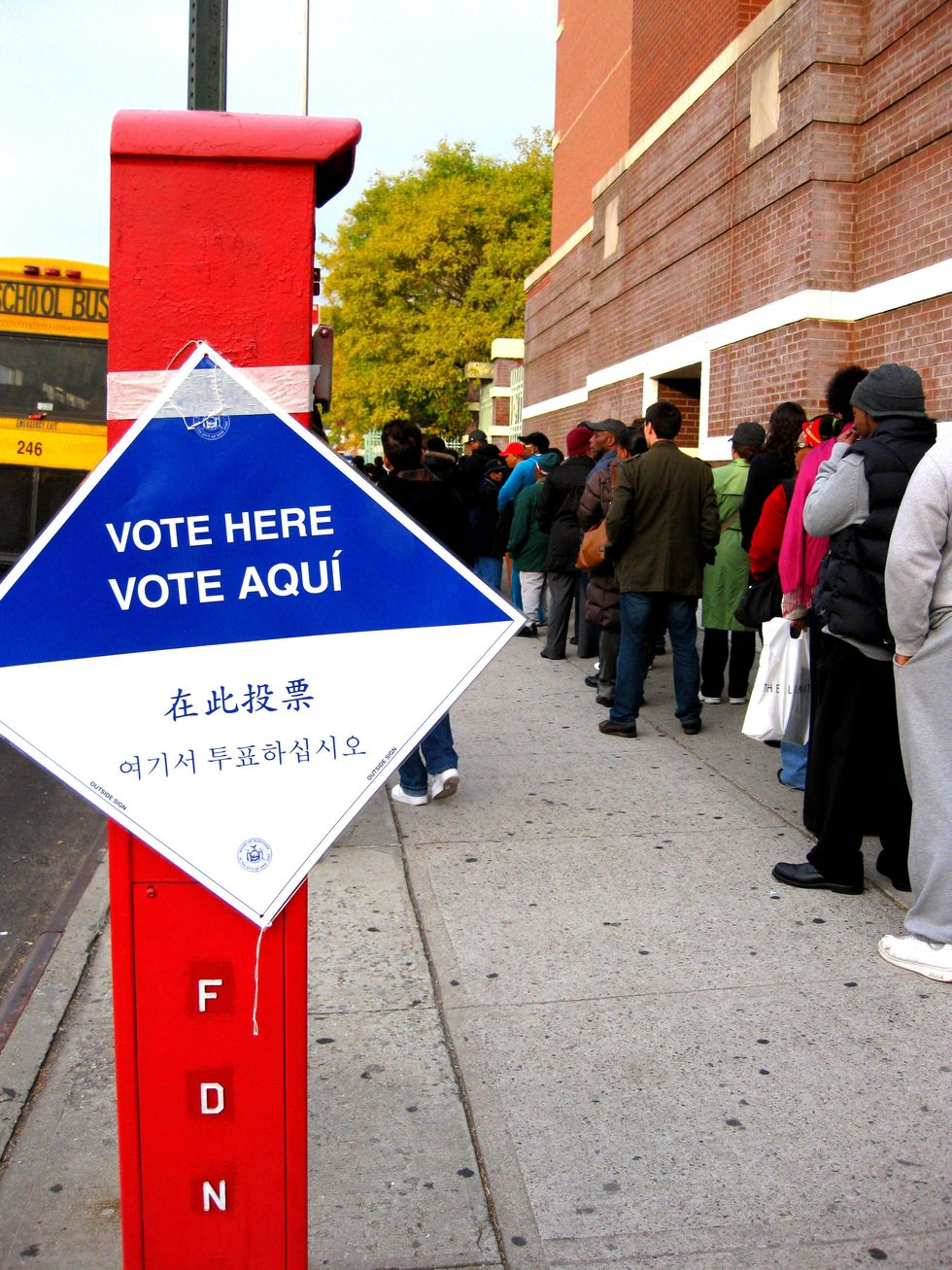 5 Major Reasons You Should Register To Vote Before The Time Is Up