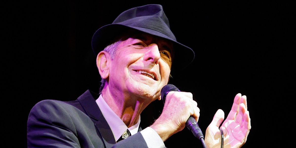Leonard Cohen Is the Real Kanye West, Says Leonard Cohen