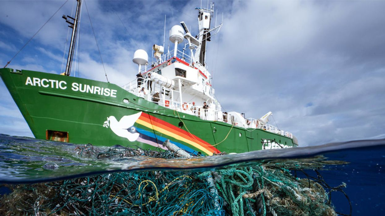 What Will It Take to Clean Up the Great Pacific Garbage Patch?