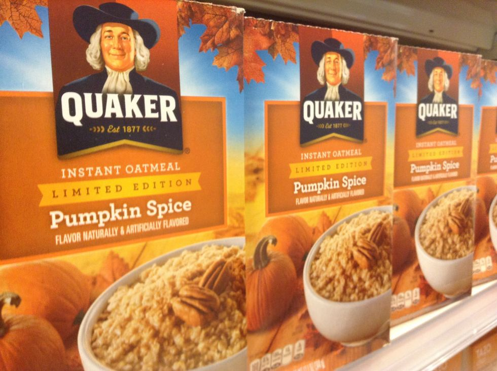 15 Pumpkin Spice Products That'll Give You The Scares This Spooky Szn