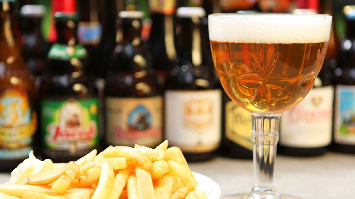 A Shortage of Beer and Fries? Climate Change Hits Europe Where It Hurts