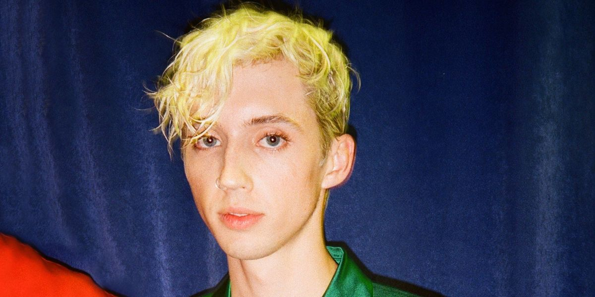 Happy National Coming Out Day From Troye Sivan