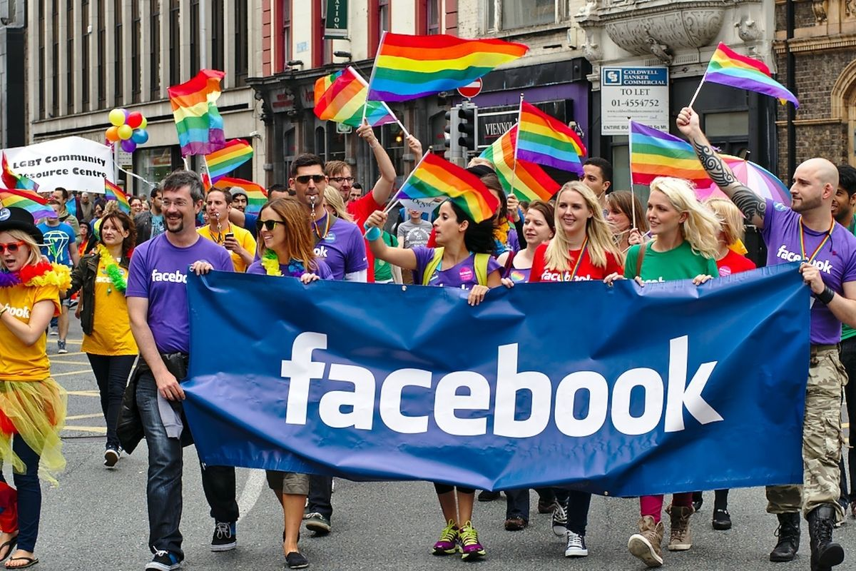 New Facebook Feature Helps People Come Out