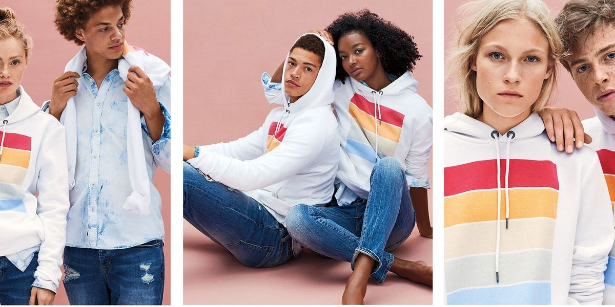 A First Look At Aéropostale's Gender-Neutral 'Aero One' Collection