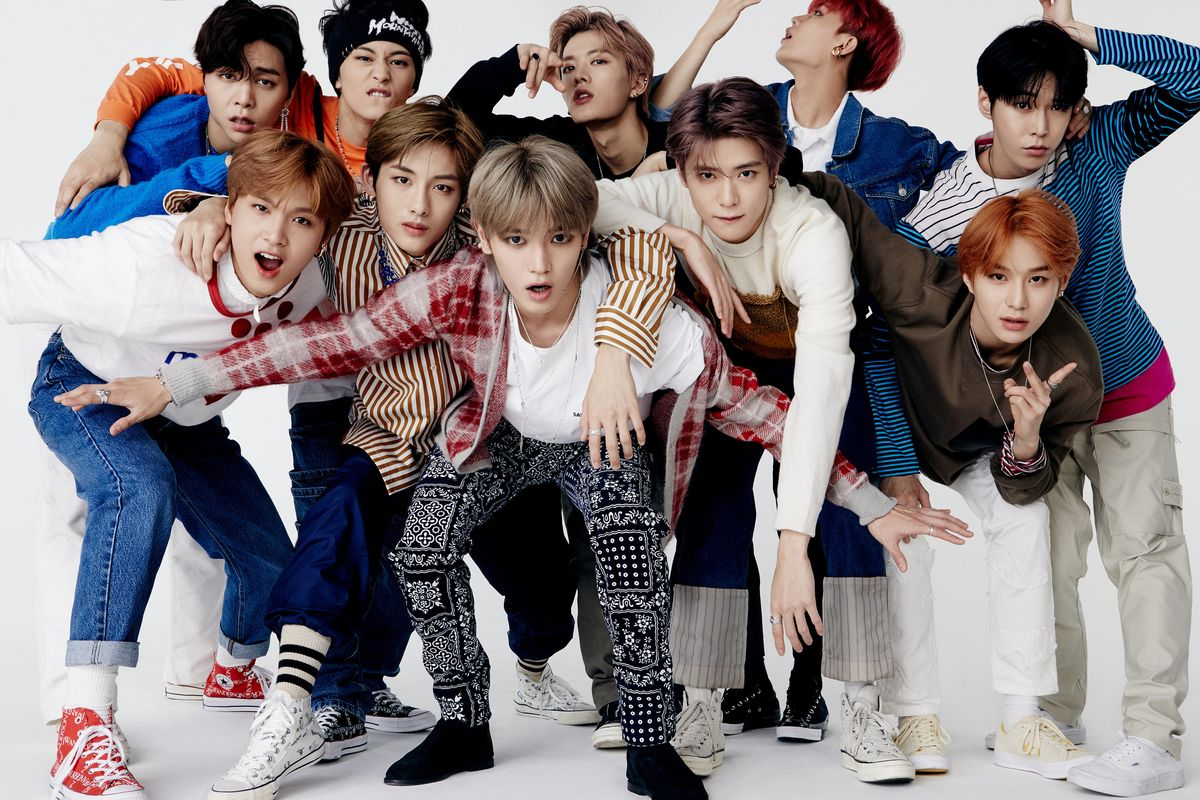 NCT 127's Global Takeover