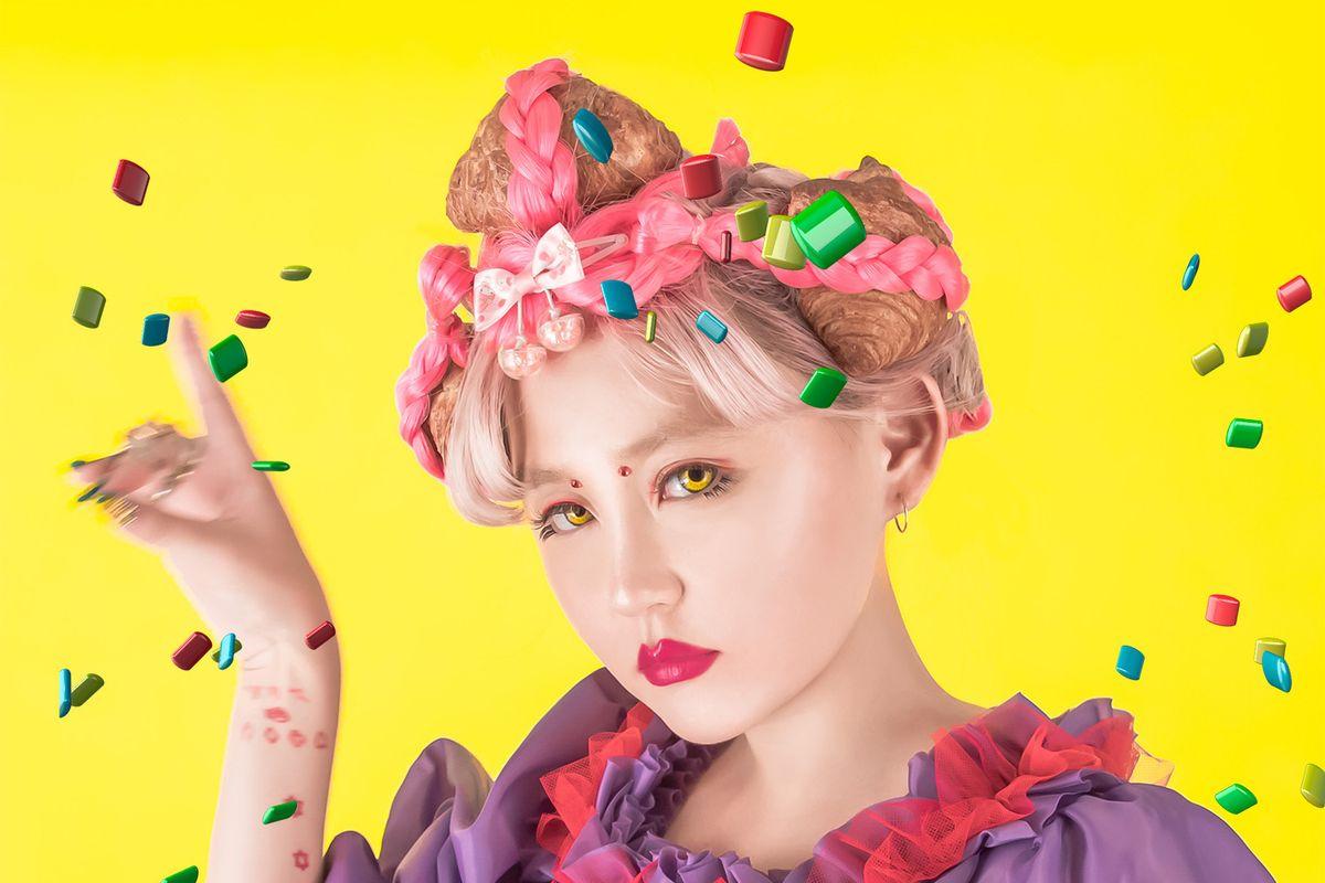 Alice Longyu Gao Is Feeling 'Magnificroissant'