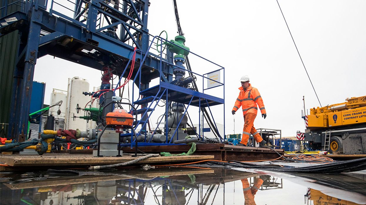 Judge Allows First UK Fracking in 7 Years to Proceed