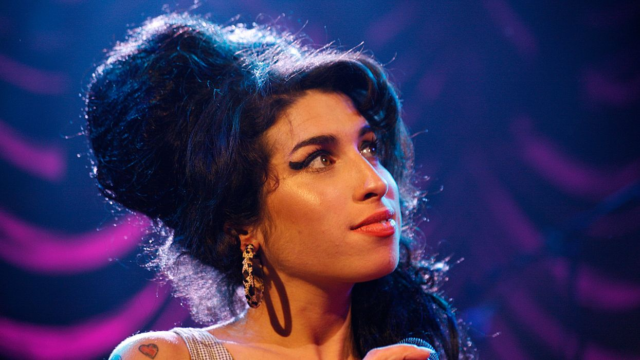 amy winehouse hologram