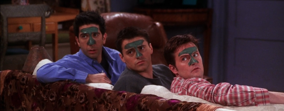 To All The Men Who Can't Be Decisive, As Told Through 'Friends'
