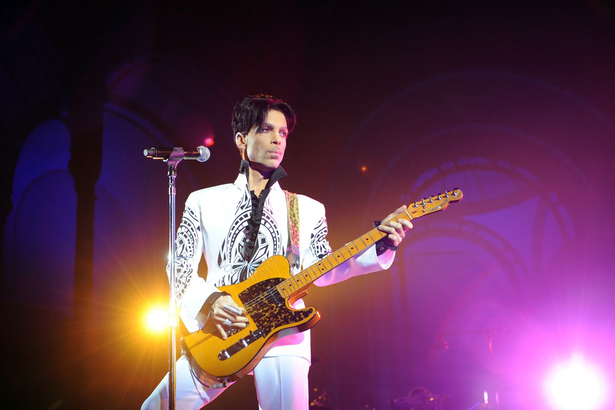 Prince Estate Demands Trump Stop Playing His Music
