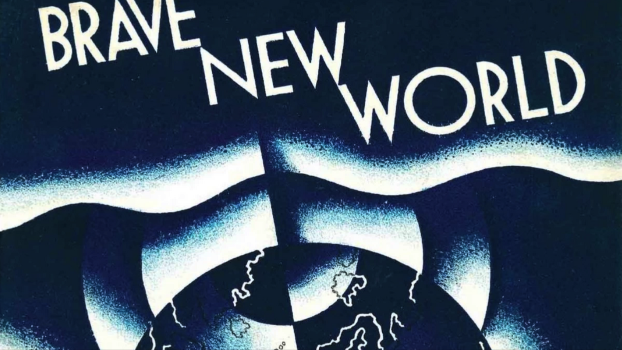 'Brave New World' predicted today's world better than any other novel