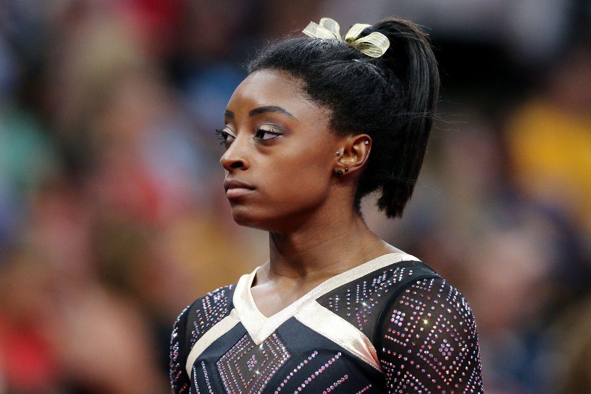 Simone Biles Calls Out New USA Gymnastics Interim CEO