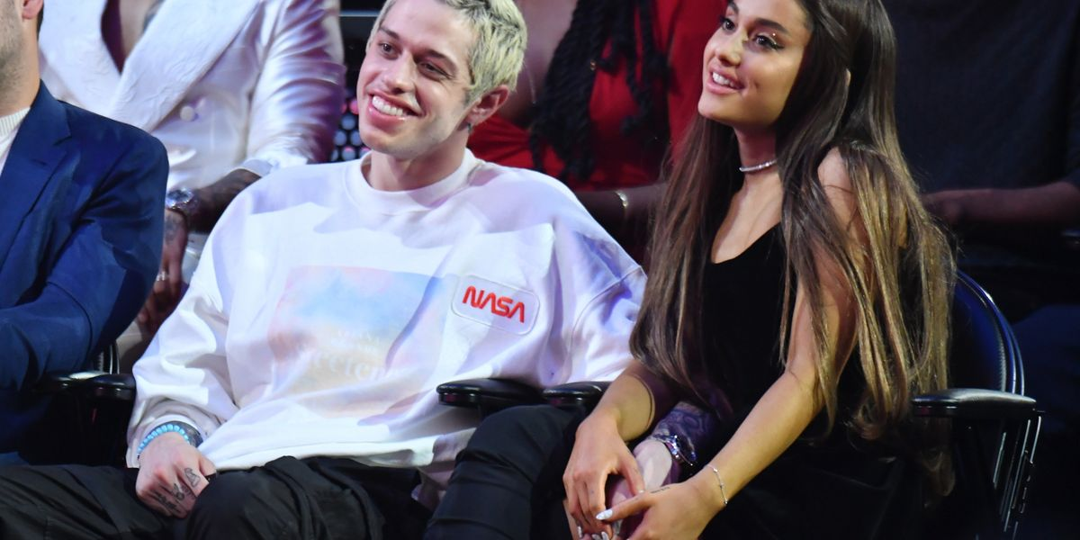 Ariana Grande and Pete Davidson Have Reportedly Split