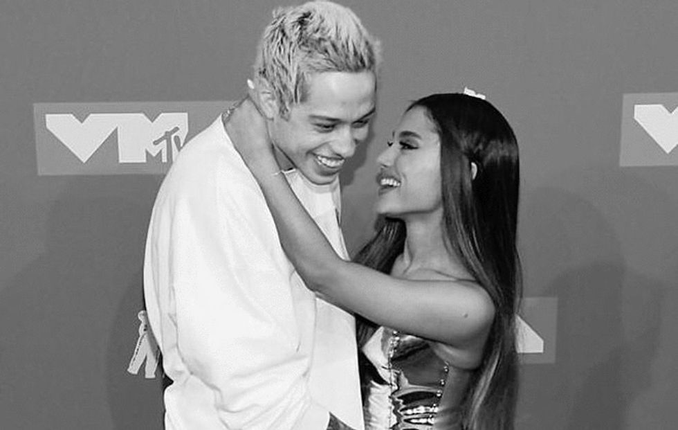 Ariana, I'm Sure You're Hurting Right Now But, YES, You Deserve Way Better Than Pete