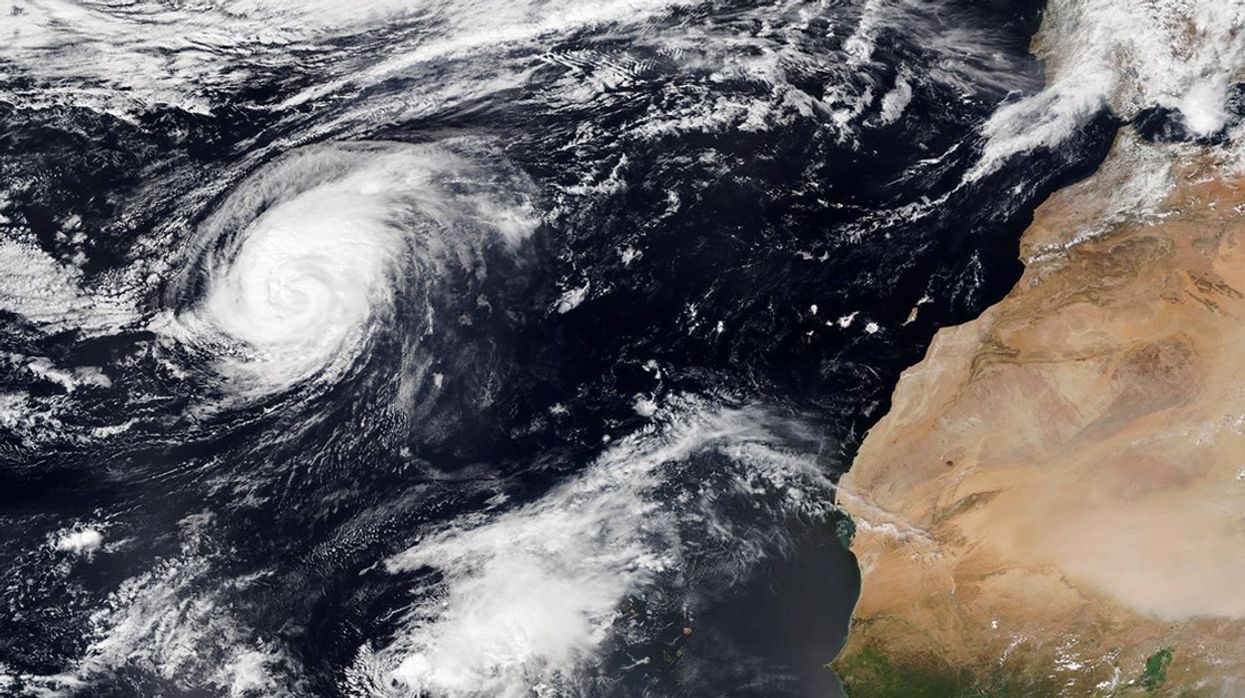 27 Injured, 300,000 Without Power as Leslie Becomes Strongest Storm to Hit Iberian Peninsula Since 1842