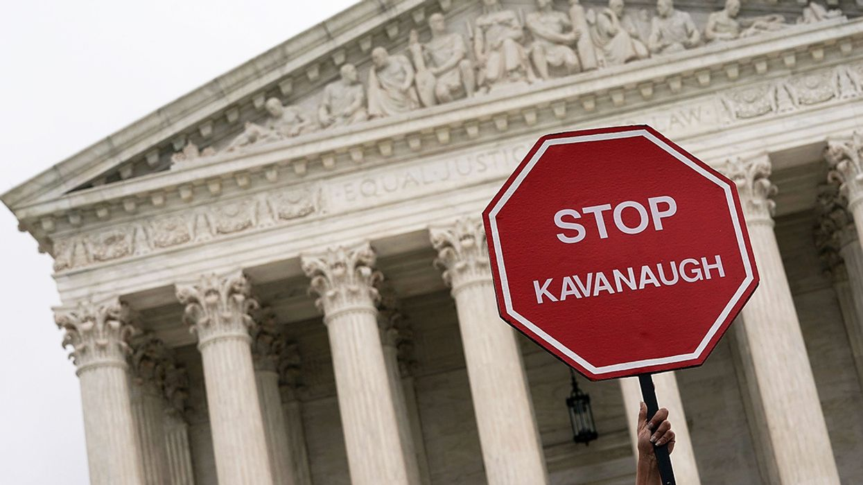 The Fight Doesn't End With Kavanaugh