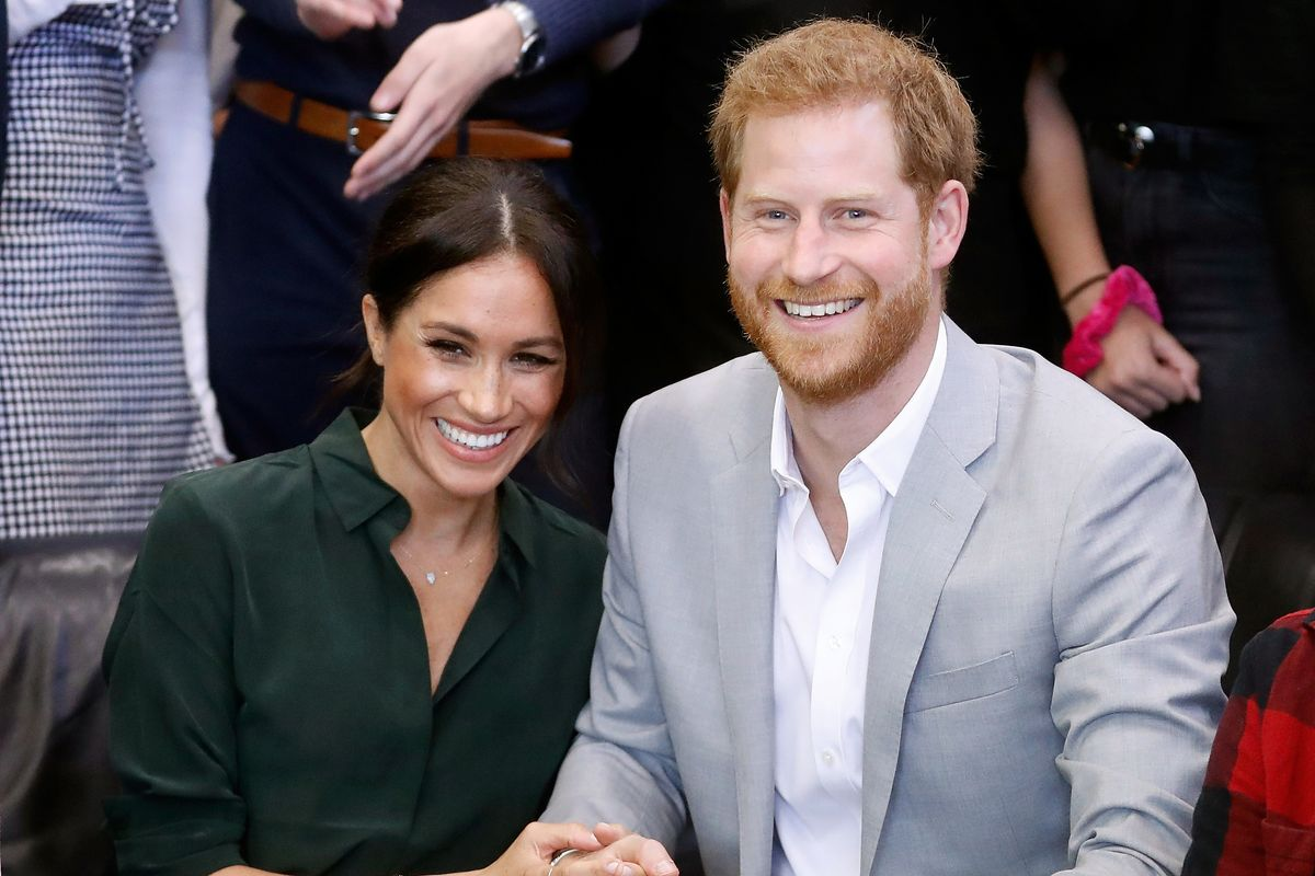 Meghan and Harry Are Officially Parents: New Royal Baby On The Way