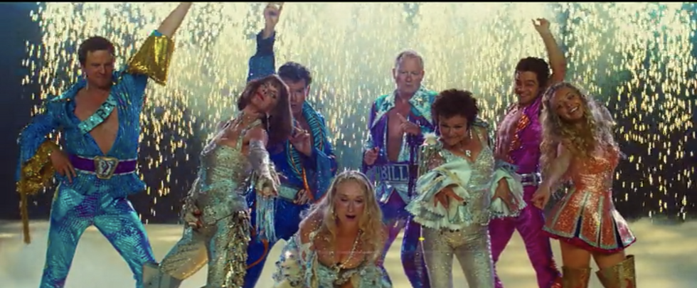 6 Questions We Still Have After 'Mamma Mia: Here We Go Again'