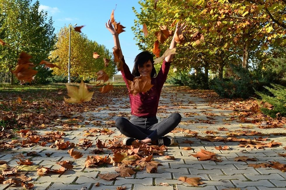 7 Things I Can't Wait To Do This Fall While Drinking Apple Cider And Wearing My Comfy Sweaters