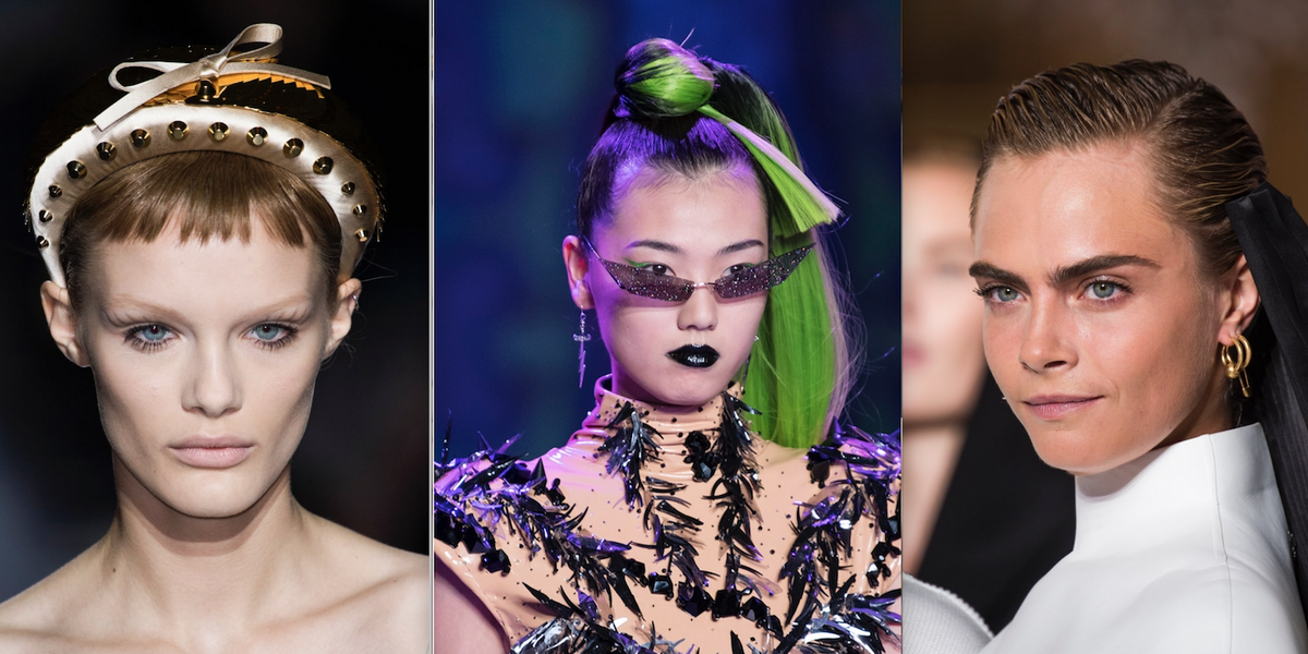 Our 10 Favorite Beauty Trends at Fashion Month