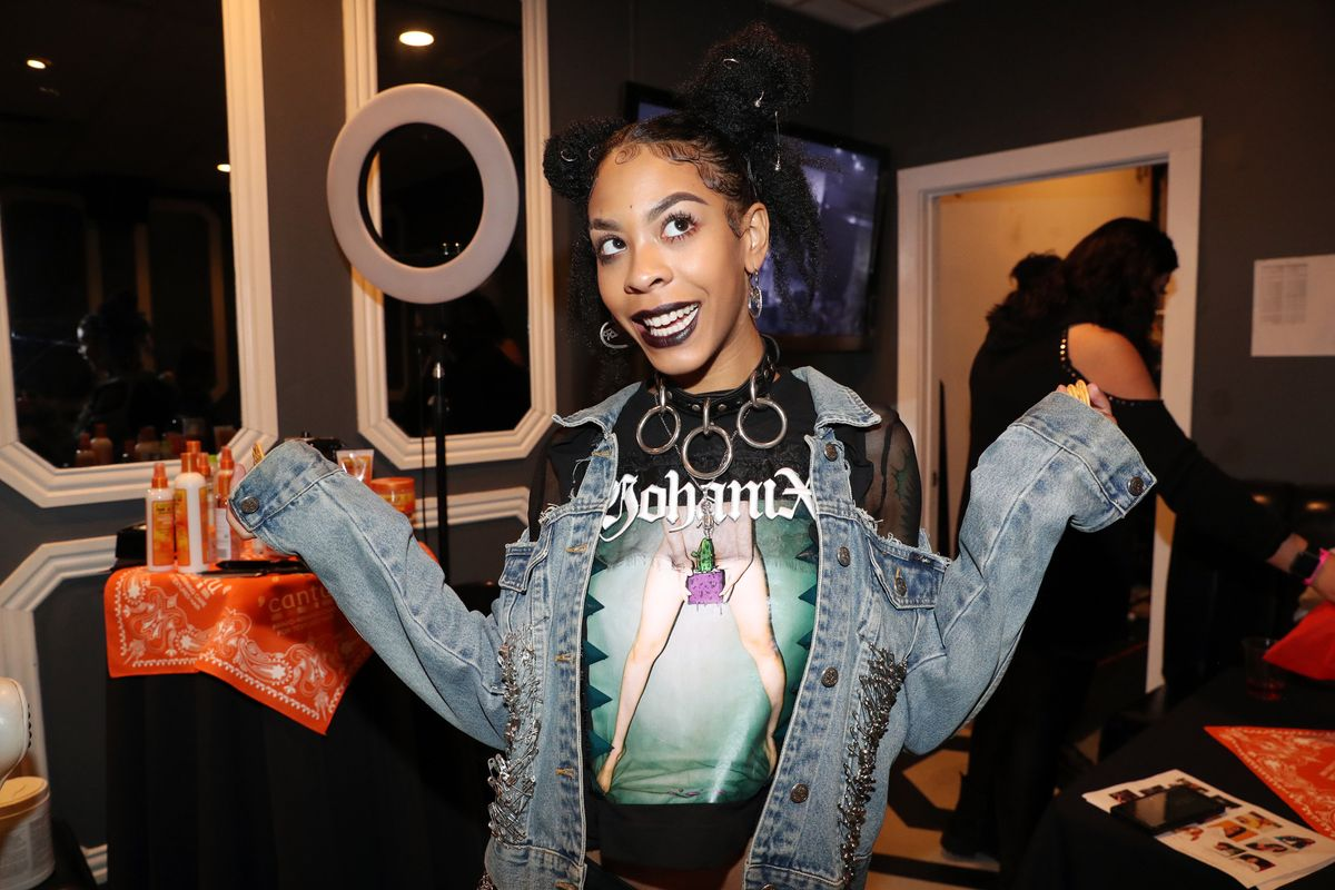 Rico Nasty Wants To Start A Tampon Drive