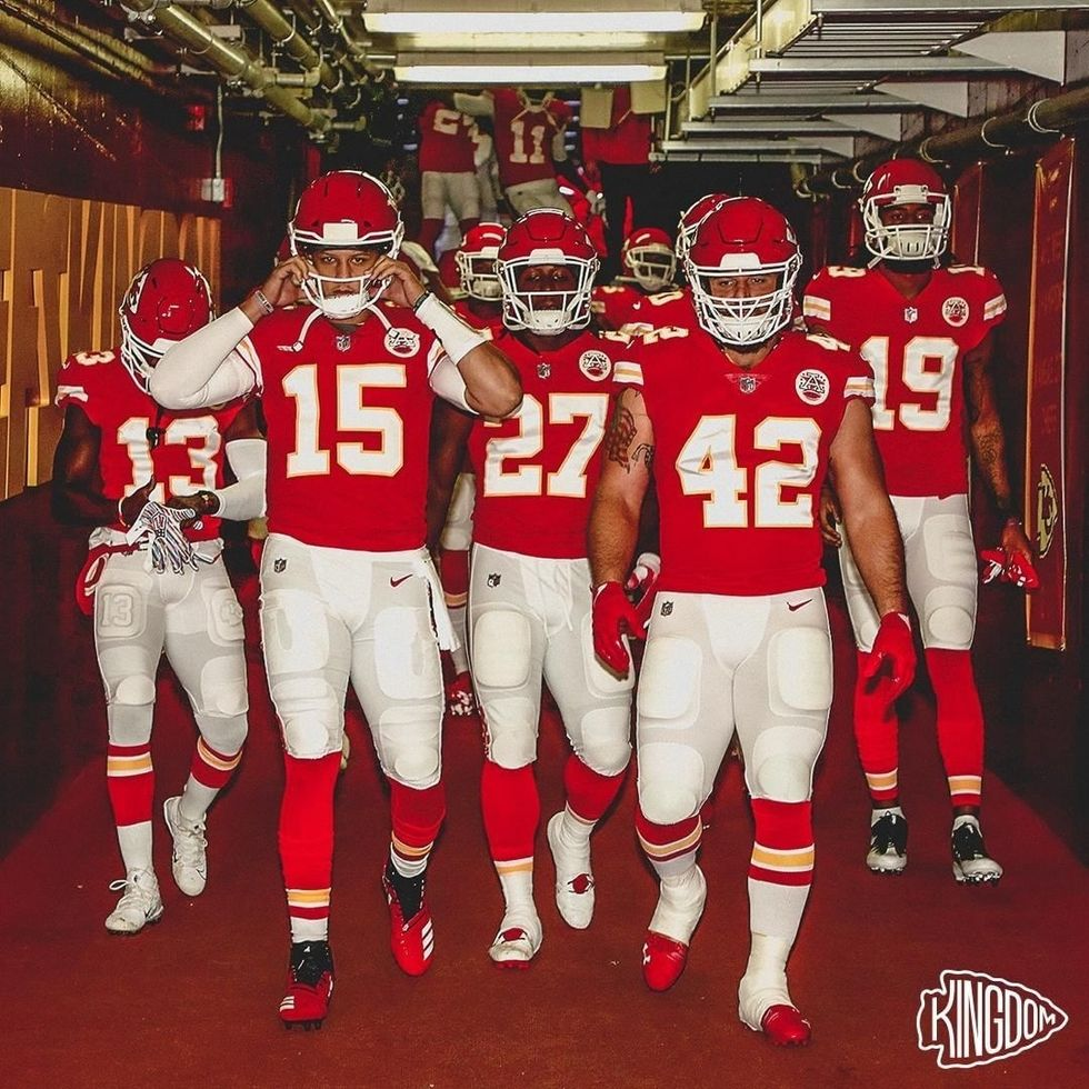 The KC Chiefs are Dominating the NFL