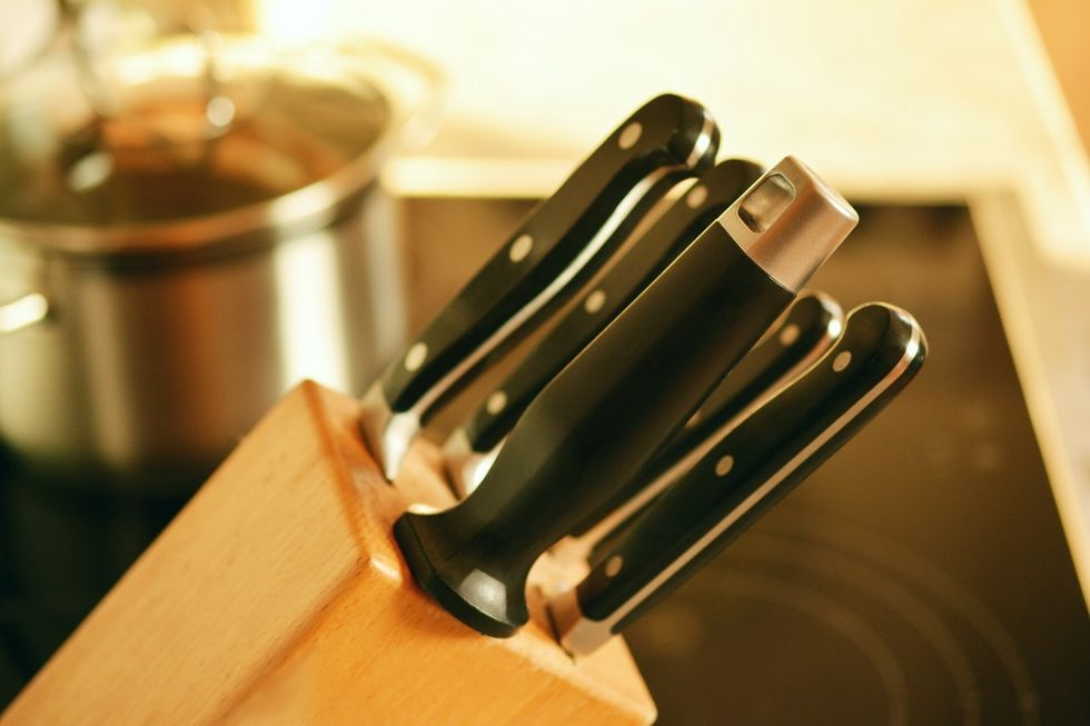 How Important are the right Knives for Chefs?