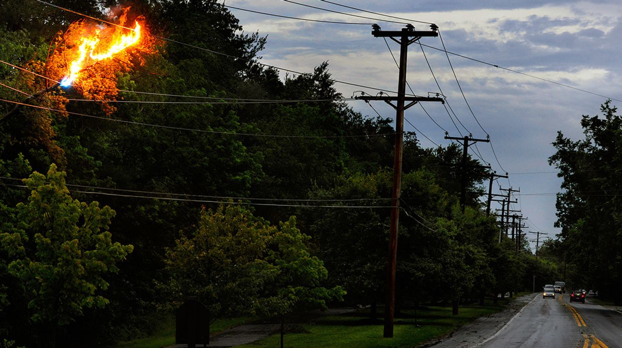 Power Cut to 60,000 in Northern California to Prevent Wildfires