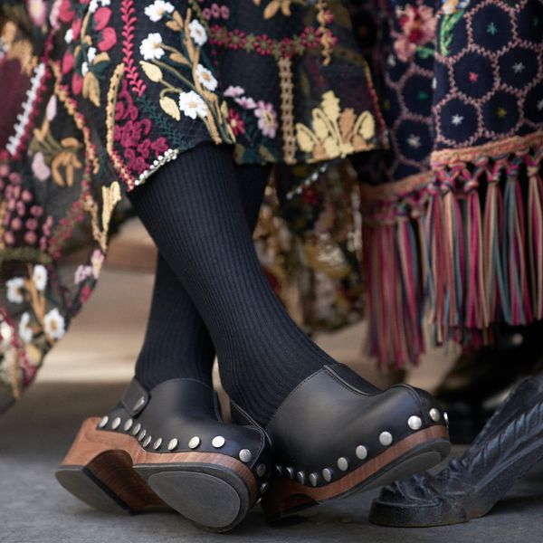 Dior Makes a Serious Case For the Clog