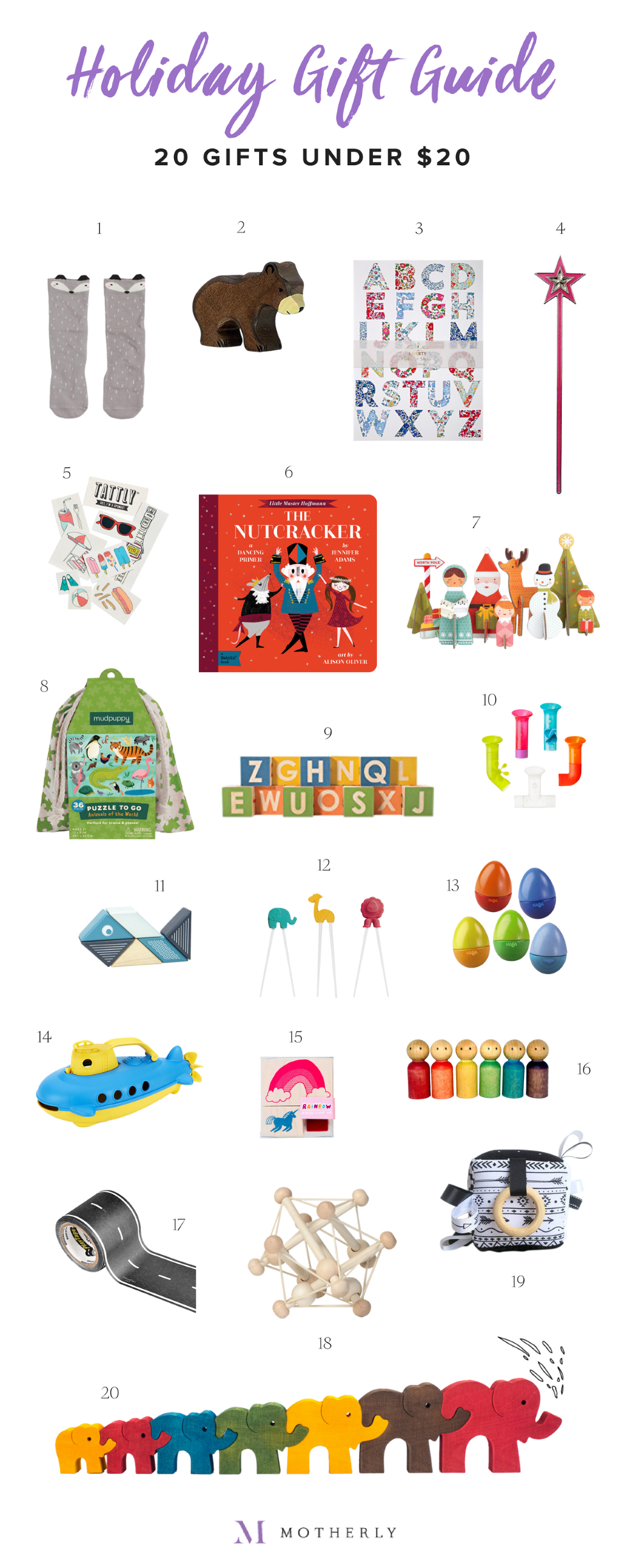20 Best Holiday Gifts For Kids Under 20 Motherly