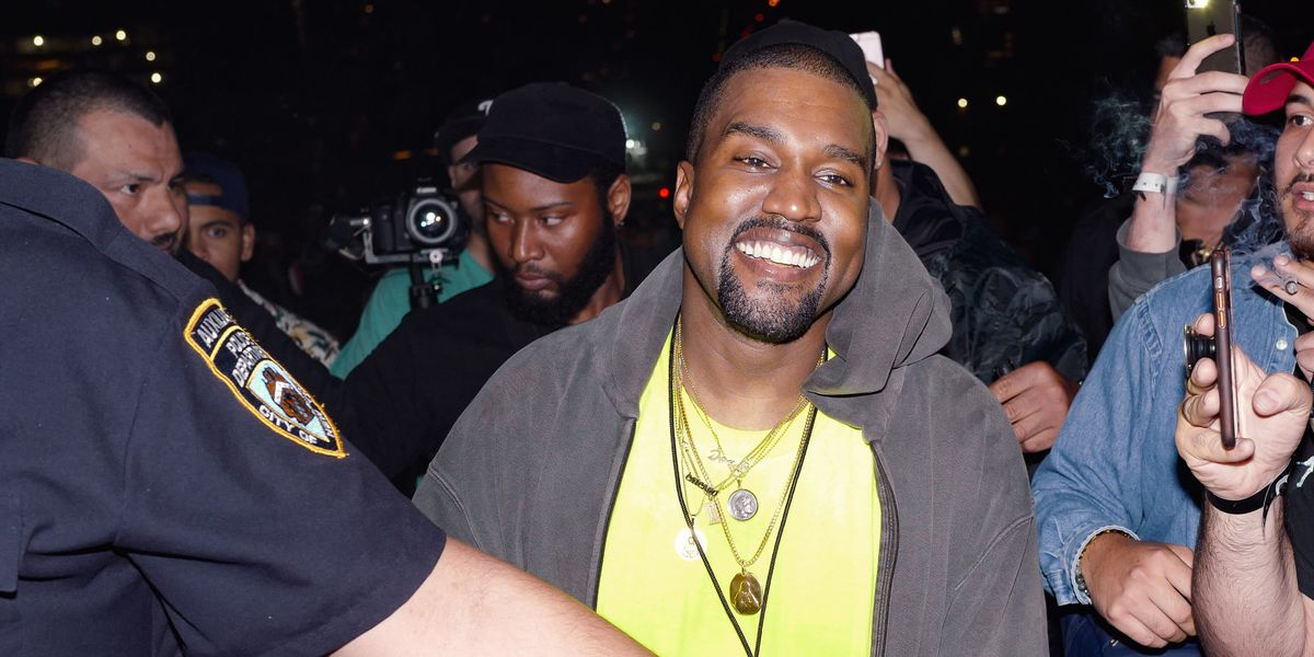 Kanye West Called 'Immoral' for Meeting With President of Uganda