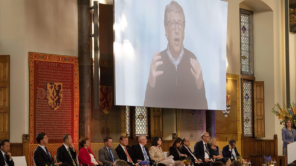 Bill Gates Co-Launches Group to Jump Start Climate Change Adaptation