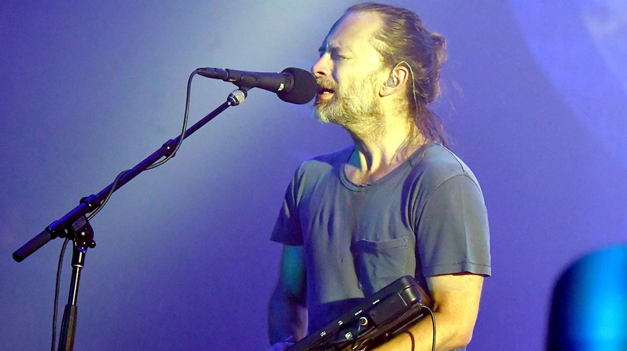 Thom Yorke of Radiohead Releases Song With Greenpeace to Help Antarctica