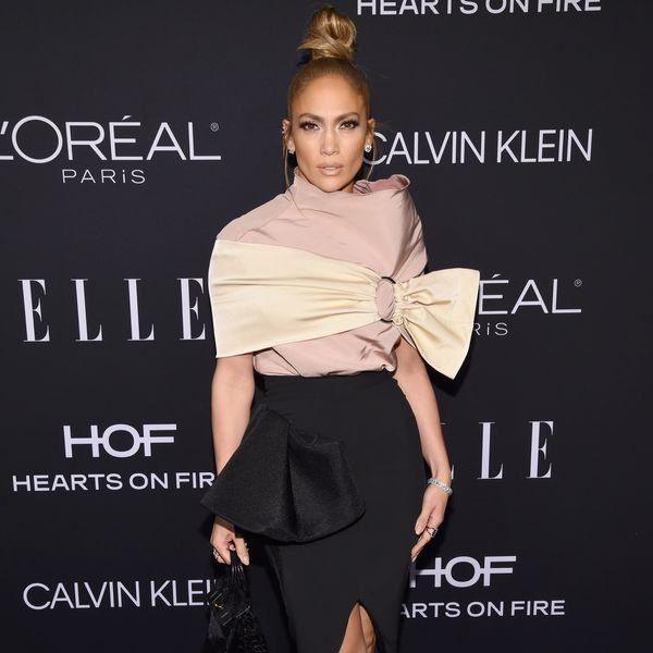 The Australian Designer Behind J.Lo's Striking Look
