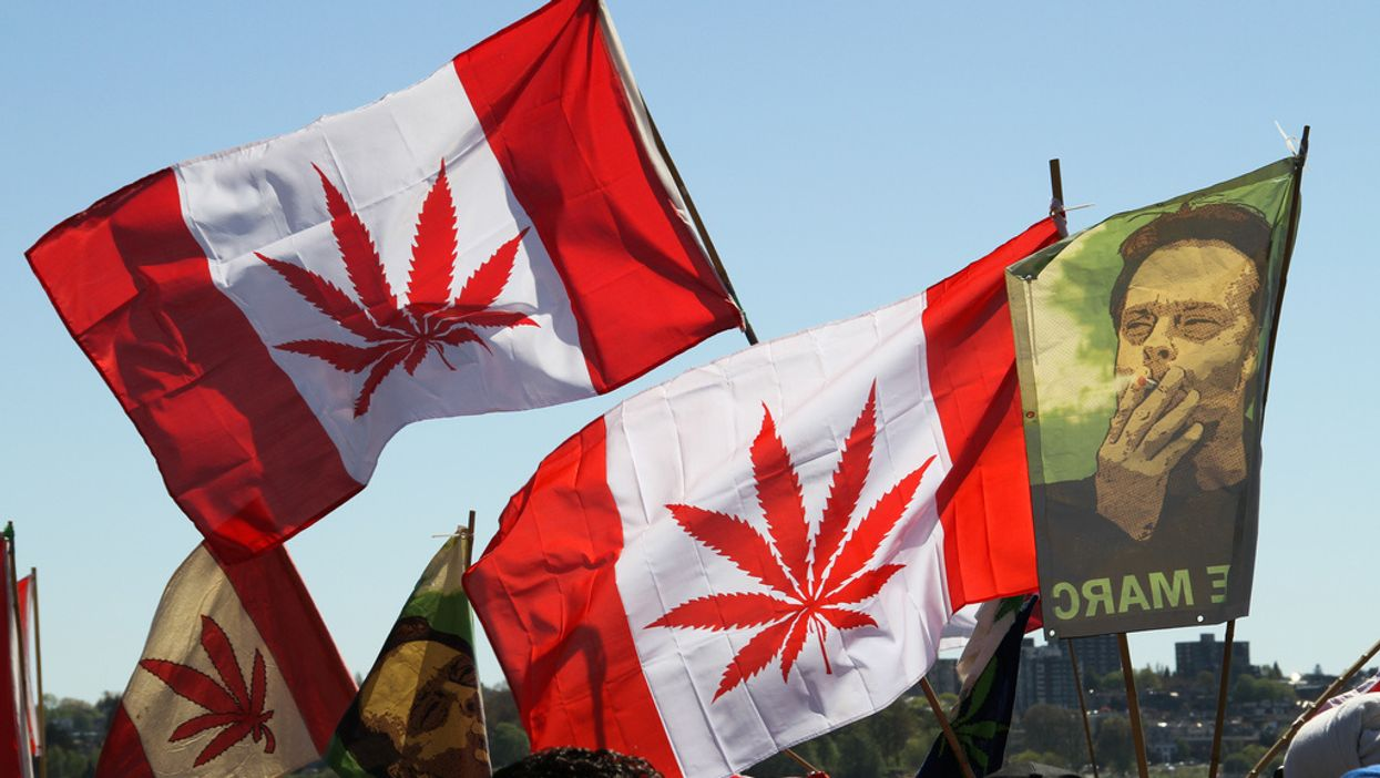 Canada has legalized marijuana. Here's why they did it.
