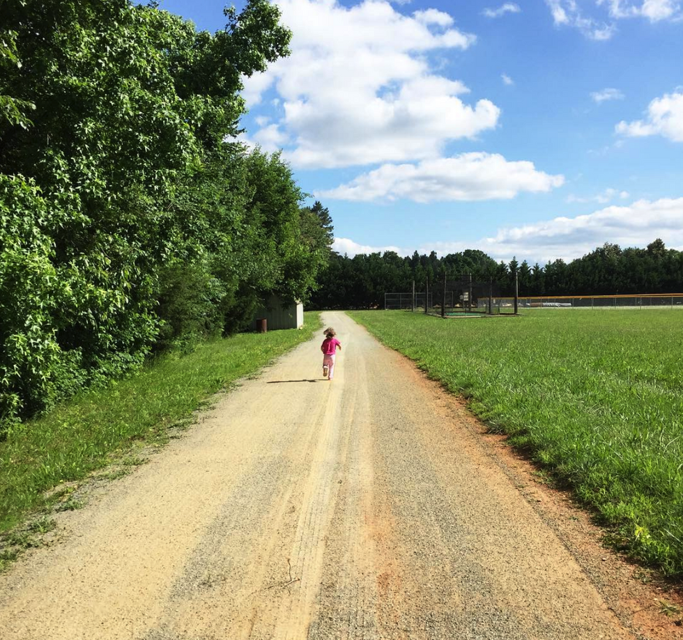 A Free Spirit in a Small Town: How I'm Finding Myself All Over Again