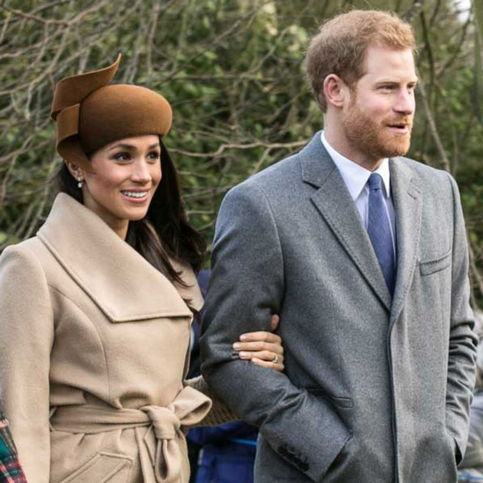 Meghan Markle And Prince Harry Are To Have A Child