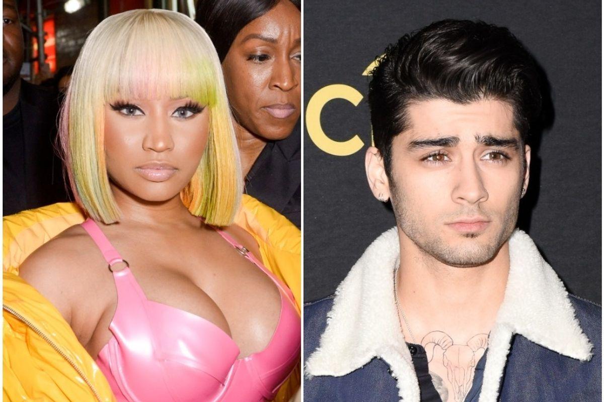Hear Nicki Minaj and Zayn's First Song Together