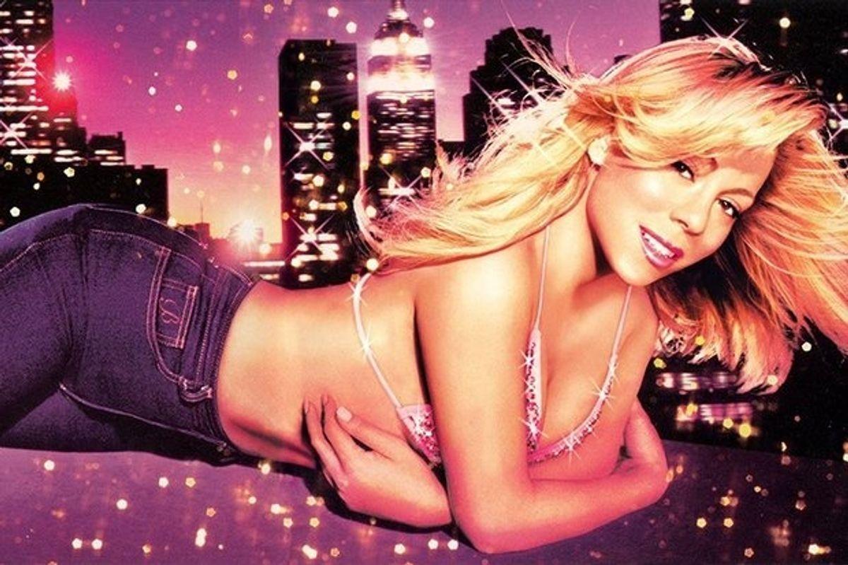 Mariah Carey's 'Glitter' Is No. 1 On iTunes