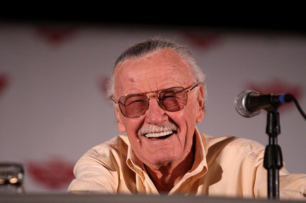 Stan Lee Taught Us That We All Need Heroes