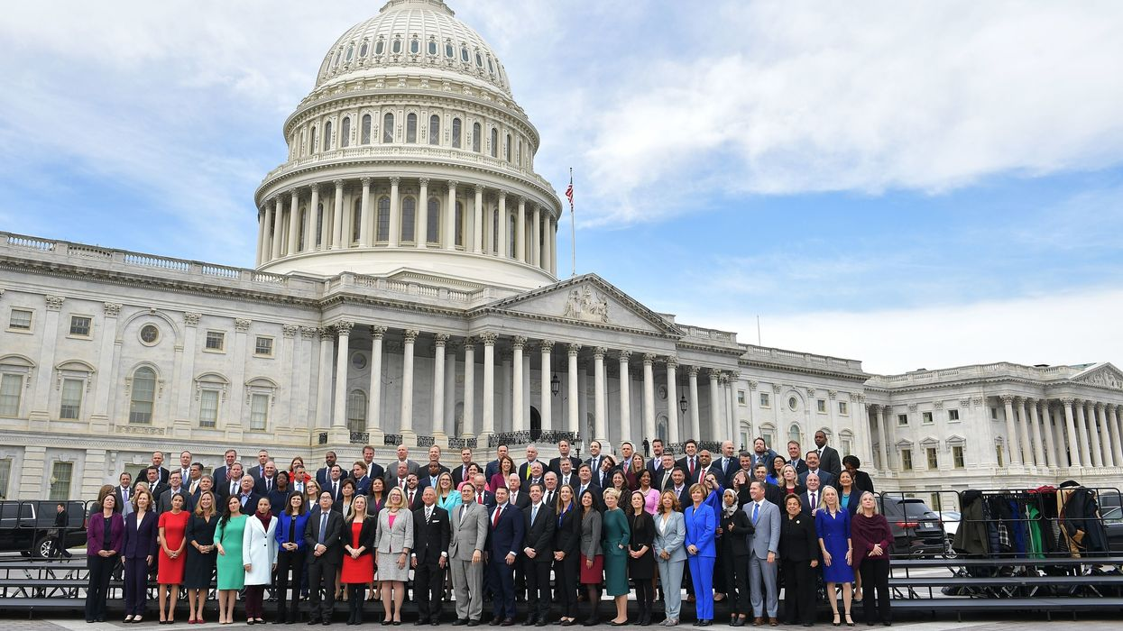 Here's how diverse the 116th Congress is set to become