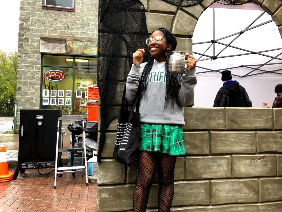 Isn't There A Spell We Could Cast To Be Rid Of The Rain During Ithaca's Wizarding Weekend?